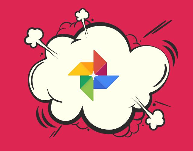 Comment créer un GIF animé avec Google Photos